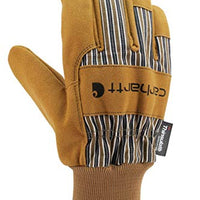 Carhartt A512 Men's Insulated Suede Work Glove with Knit Cuff