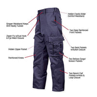ROTHCO-PANTS-3923-NAVY-30