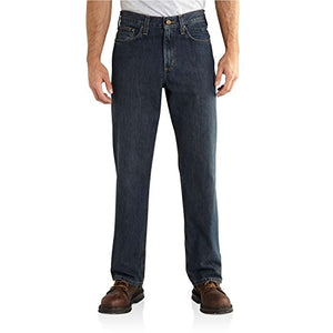 Carhartt 101483 Men's Relaxed Fit Holter Jean - 968-BED - 42-28