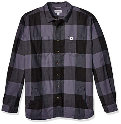 Carhartt Men's Rugged Flex Hamilton Fleece Lined Shirt (Regular and Big & Tall Sizes)