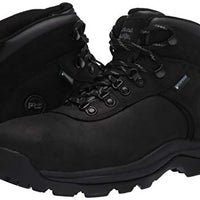 Timberland PRO A1ZVQ Men's Flume Mid Steel Safety Toe Waterproof Industrial Boot