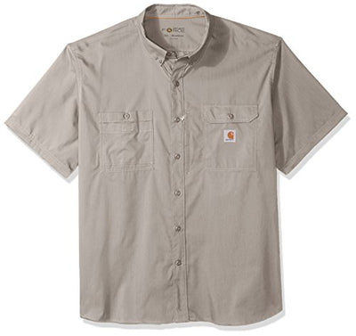 Carhartt Men's Big and Tall Force Ridgefield Short Sleeve T-Shirt (Regular and Big & Tall Sizes)