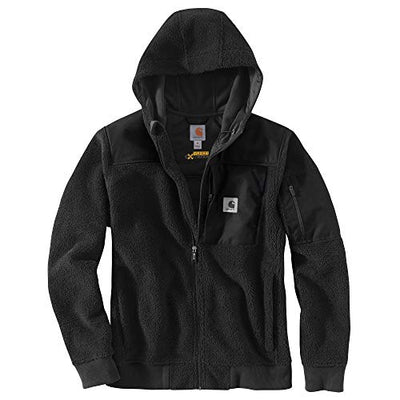 Carhartt 104467  Men's Yukon Extremes Wind Fighter Fleece Acti