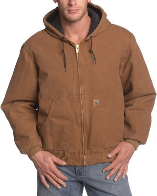 Carhartt J130 Men's Sandstone Active Jacket