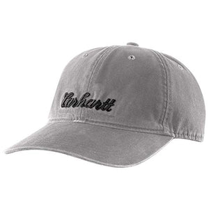 Carhartt 104188 Men's Ball Cap - One Size Fits All - Asphalt