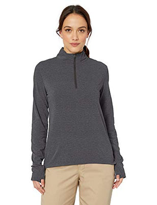 Carhartt Women's Force Delmont Quarter Zip Jacket
