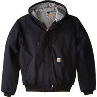 Carhartt Men's Big & Tall Flame Resistant Duck Active Jacket