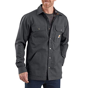 Carhartt Men's Big & Tall Long-Sleeve, Shadow, X