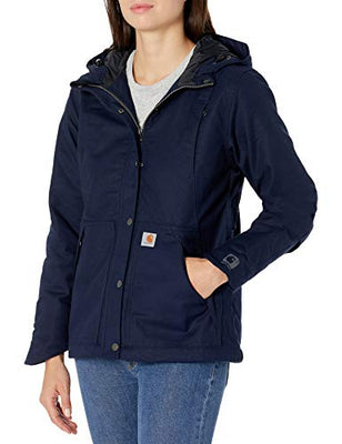 Carhartt 102246 Women's Full Swing Cryder Stretch Quick Duck Jacket
