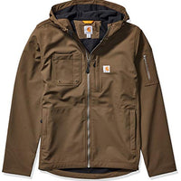 Carhartt Men's Hooded Rough Cut Jacket (Regular and Big & Tall Sizes)
