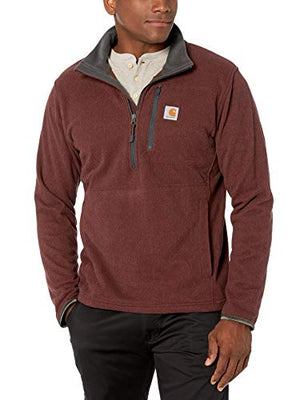 Carhartt 103831 Men's Dalton Half Zip Fleece