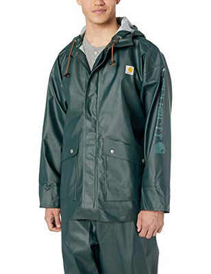 Carhartt 103508 Men's Midweight Waterproof Rainstorm Coat