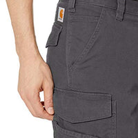 "Carhartt 103542 Men's 11"" Rugged Flex Rigby Cargo Short"