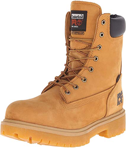 "Timberland PRO 26002 Men's Direct Attach 8"" Steel Toe Boot"