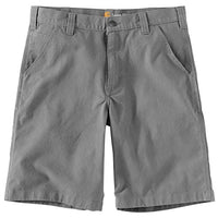 Carhartt 104195 Men's Rugged Flex Loose Fit Canvas Work Short - 10 Inc - 44 - Asphalt