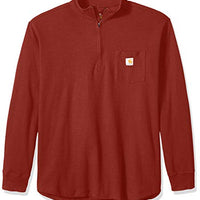 Carhartt Men's Tilden Long Sleeve Half Zip (Regular and Big & Tall Sizes)