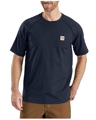 Carhartt Men's Big and Tall Flame Resistant High Visibility T-Shirt Class 3