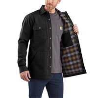 Carhartt 104146 Men's Ripstop Solid Shirt Jac