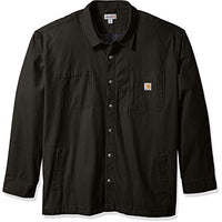 Carhartt 102851 Men's Big & Tall Rugged Flex Rigby Shirt Jacket