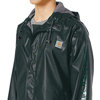 Carhartt Men's Lightweight Waterproof Rainstorm Coat