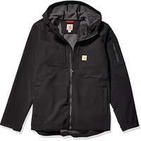 Carhartt 103829 Men's Hooded Rough Cut Jacket (Regular and Big & Tall Sizes)