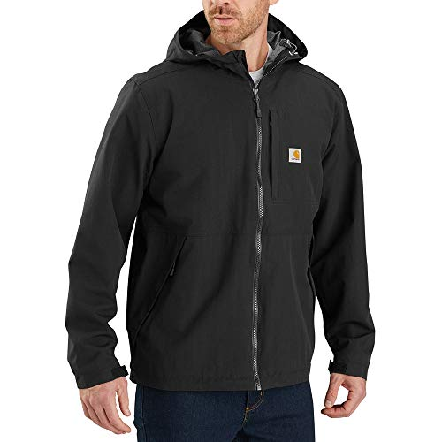 Carhartt 104039 Men's Long Sleeve, Black, XX