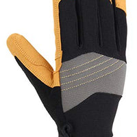 CAR-GLOVE-A712-BKD/GBY-X-LARGE