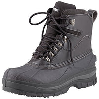 ROTCHO-BOOT-5459-8: BLACK