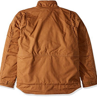 Carhartt Men's Big and Tall Big & Tall Flame Resistant Full Swing Quick Duck Coat