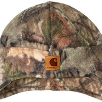 Carhartt Men's A295 Camoflauge Fleece 2-in-1 Headwear