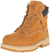 "Timberland PRO A121H Men's 6"" Resistor Composite-Toe Waterproof Insulated Work Boot"