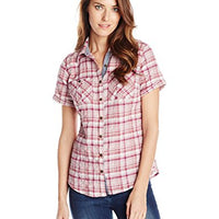 Carhartt 101595 Women's Brogan Plaid Shirt