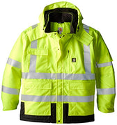 Carhartt 100787 Men's Big High Visibility Sherwood Jacket