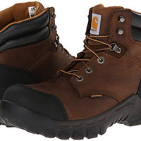 Carhartt Men's CMF6380 Rugged Flex Six Inch Waterproof Work Boot
