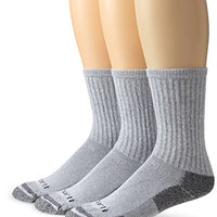 CAR-SOCK-A62-3-GRY-LARGE: STK