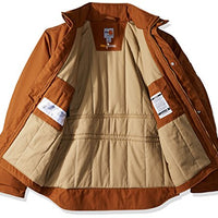 Carhartt Men's Flame Resistant Full Swing Quick Duck Coat