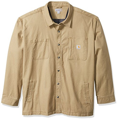 Carhartt 102851 Men's Rugged Flex Rigby Shirt Jacket