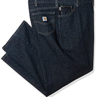 Carhartt Men's Big & Tall Flame Resistant Rugged Flex Jean Traditional Fit
