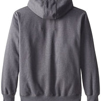 Carhartt Men's Size Rain-Defender Paxton Heavyweight Hooded Zip Front Sweatshirt-Tall
