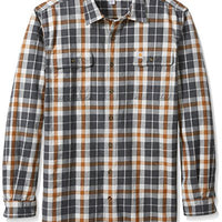 Carhartt 102815 Men's Big and Tall Big & Tall Hubbard Plaid Shirt