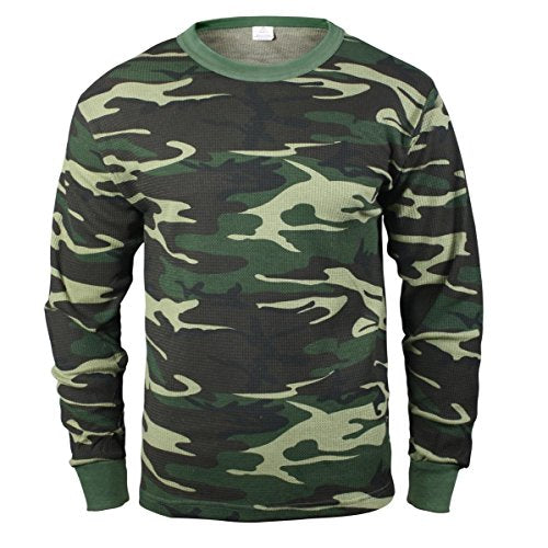 RCO-THERMAL-6100-WOODLAND CAMO-LARGE