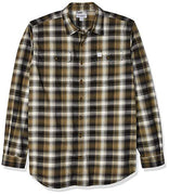 Carhartt Men's Hubbard Flannel Long Sleeve Shirt (Regular and Big & Tall Sizes)