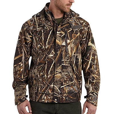 Carhartt Men's 101090 Camo Shoreline Jacket - Large - Realtree Max-5