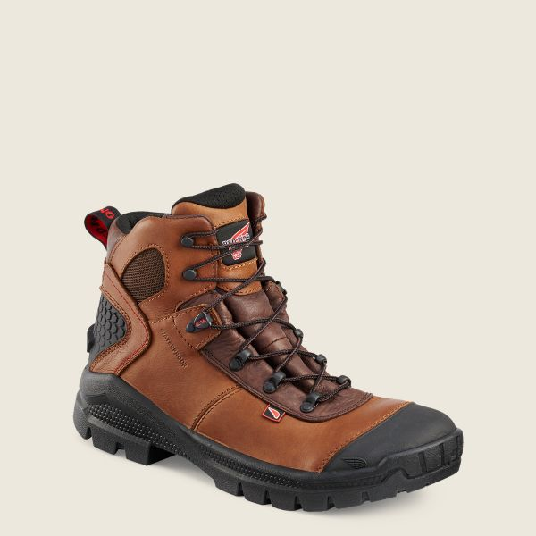 Redwing 2436 CRV™ MEN'S 6-INCH WATERPROOF SAFETY TOE BOOT