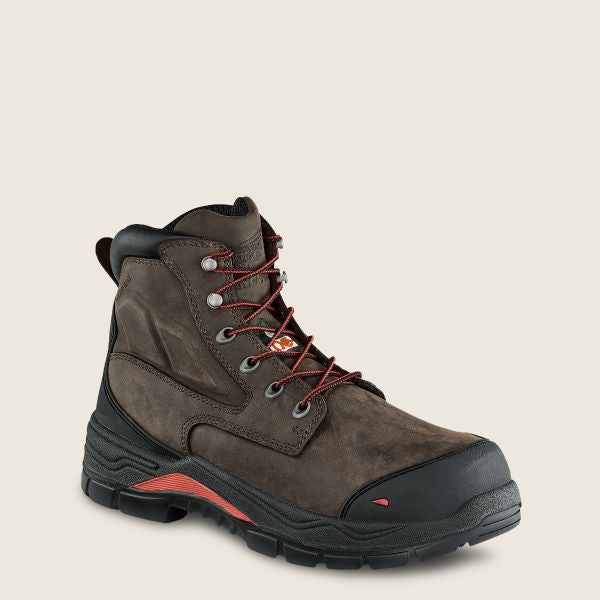 Redwing 3513 KING TOE® ADC MEN'S 6-INCH INSULATED, WATERPROOF CSA SAFETY TOE BOOT