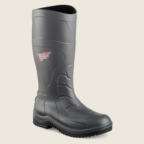 Redwing 59001 INJEX™ MEN'S 17-INCH WATERPROOF SAFETY TOE PULL-ON BOOT