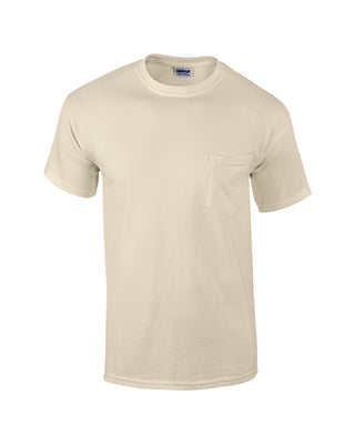 Gildan G230 Adult Ultra Cotton® 6 oz. Pocket T-Shirt