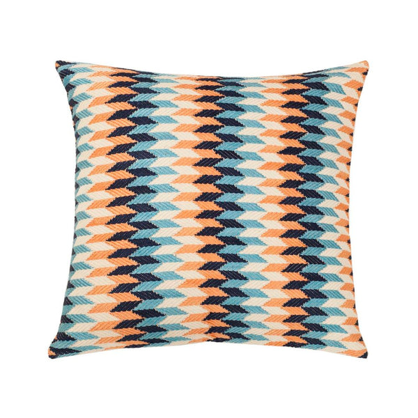 "Made to Order: Almolonga 70s Dream Pillow -Creamsicle 20"" x 20"""