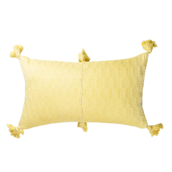 Antigua Pillow - Butter Solid
