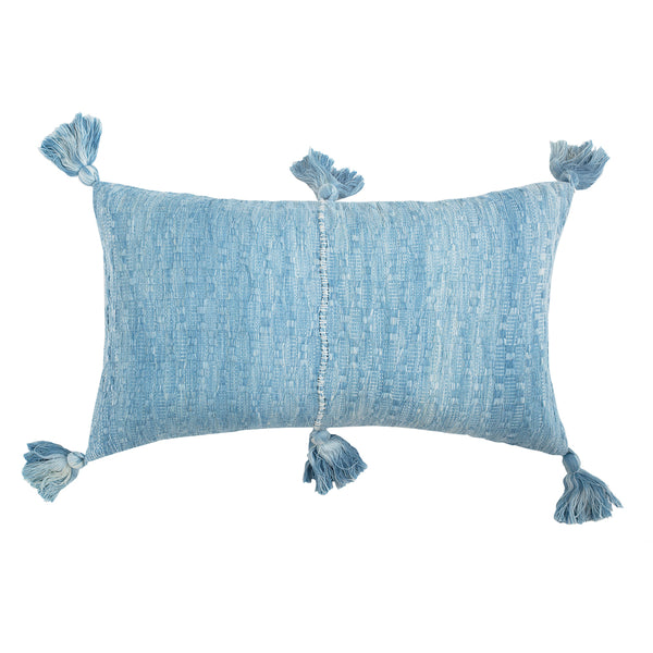 Antigua Pillow- Ocean Tie Dye